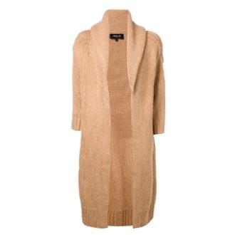 Shawl Collar Cardigan Coat
