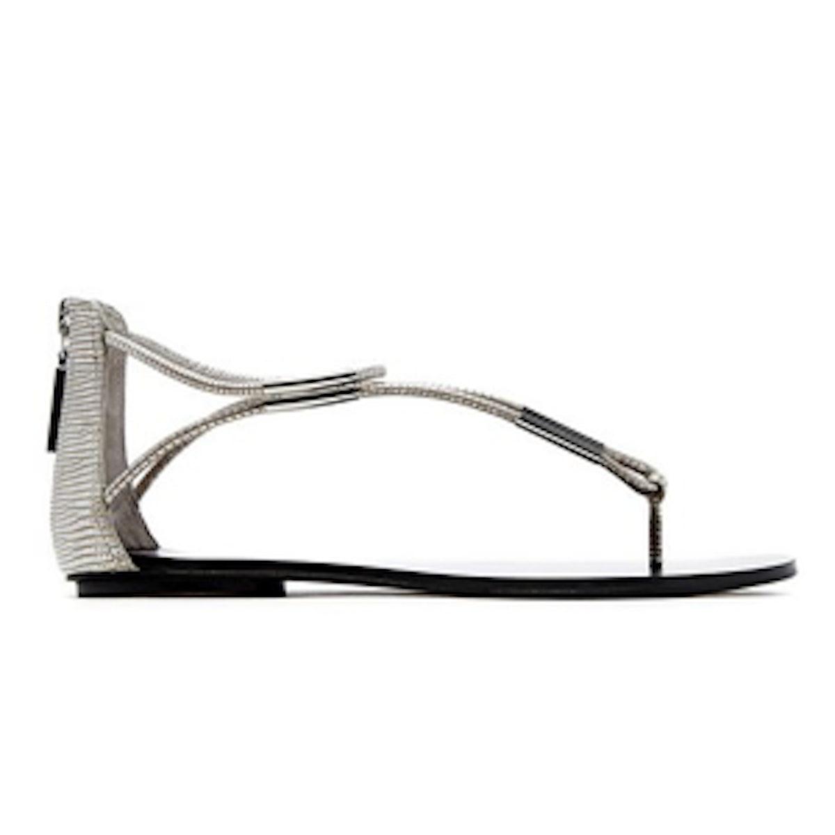 Marni Sandals in Silver
