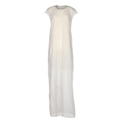 Long Applique Dress