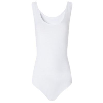 White Ballet Body