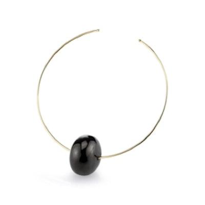 Co-Orbit Choker with Black Disc