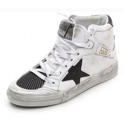 2.12 High-Top Sneaker