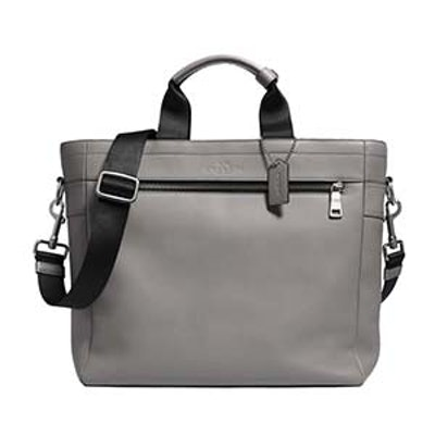 Utility Tote in sport calf leather