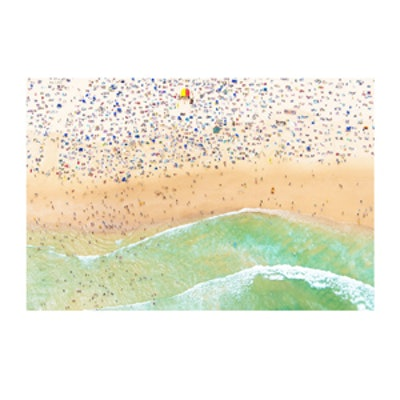 Bondi Beach Aerial