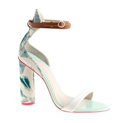 Nicole Block Heels