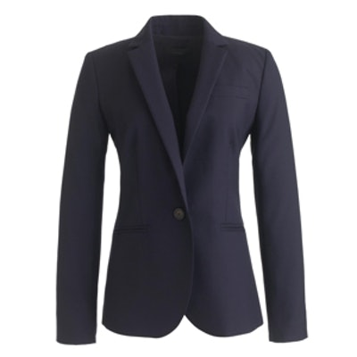 Single-Button Jacket