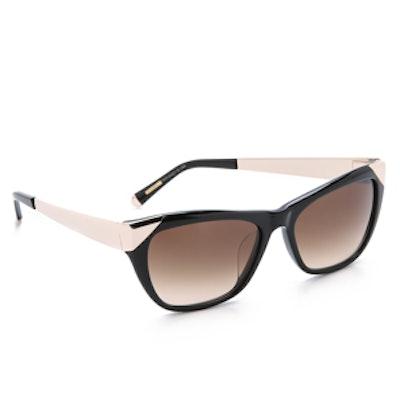 Side Metal Sunglasses