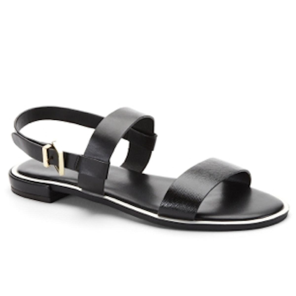 Nadia Leather Sandal