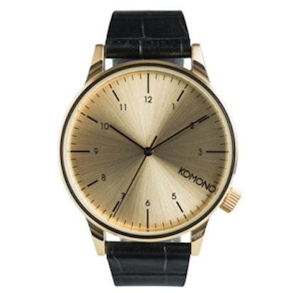 Winston Monte Carlo Watch