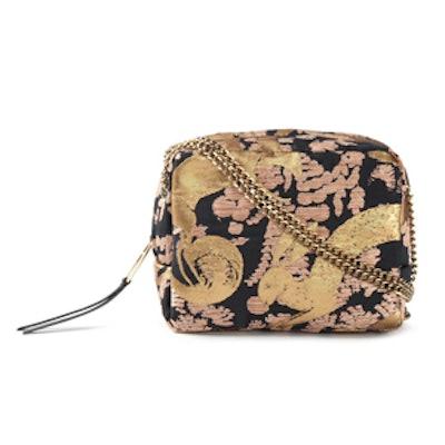 Jacquard Crossbody Bag