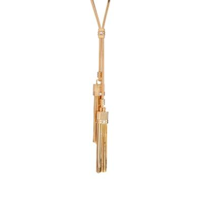 Art Deco Tassel Necklace
