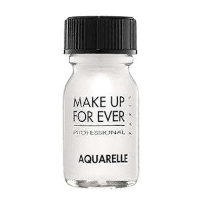 Aquarelle in White
