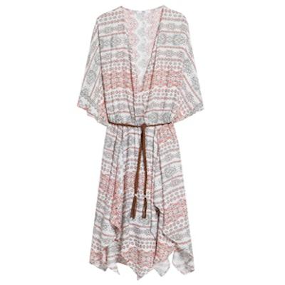 Asymmetric Flowy Dress