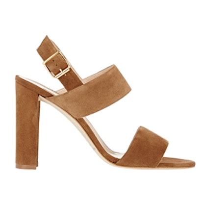 Khan Double-Strap Sandals