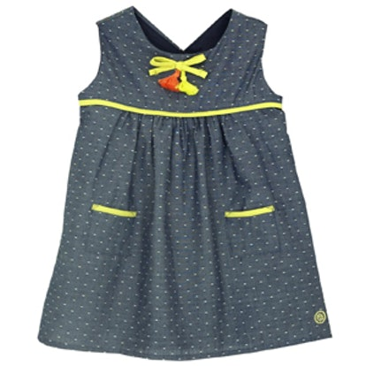 Dot Shift Dress