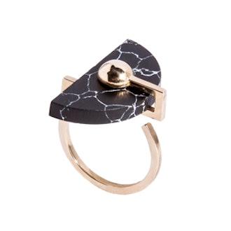 Split Atom Ring