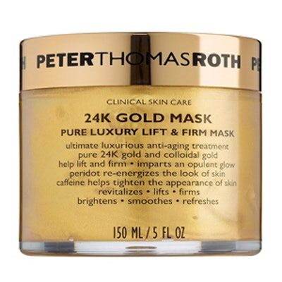 24k Gold Pure Luxury Lift & Firm Mask