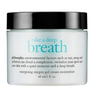 Take A Deep Breath Oil-Free Gel Cream Moisturizer