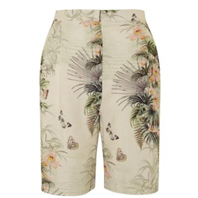 Tropical Palm Short
