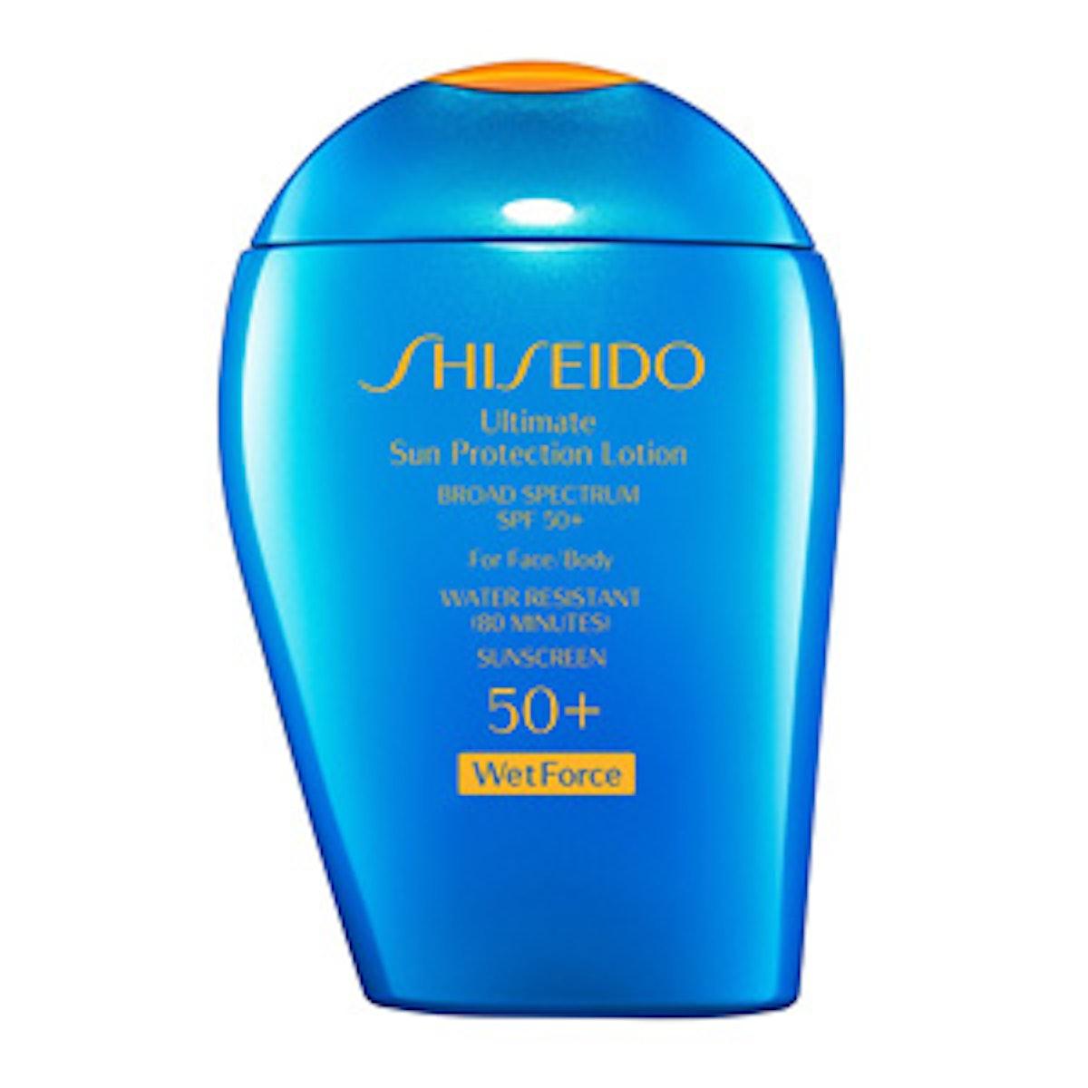 Shiseido Ultimate Sun Protection Lotion SPF 50