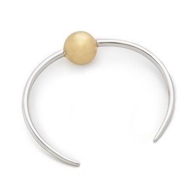 Mia Sphere Cuff Bracelet