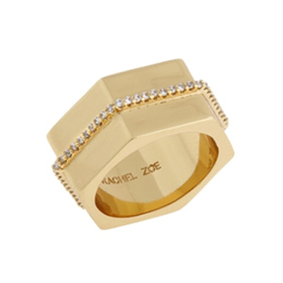 Gavriel Hexagon Ring