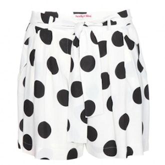 Polka-Dot Shorts
