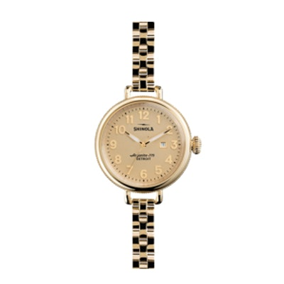 The Birdy Metal-Band Watch