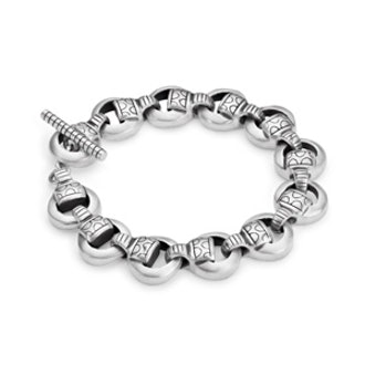 Lisa Jenks Linked Bracelet