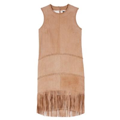 Celia Suede Dress
