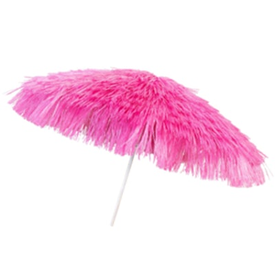 6′ Palapa Tiki Beach Umbrella