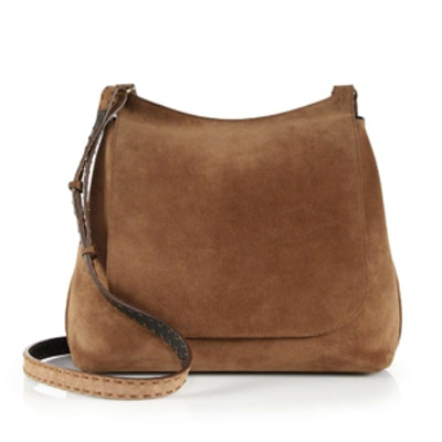 Sideby Suede Bag