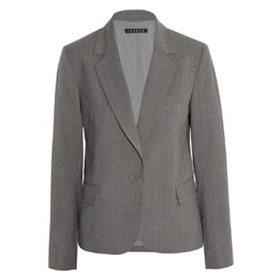 Custom Gabe Wool-Blend Jacket