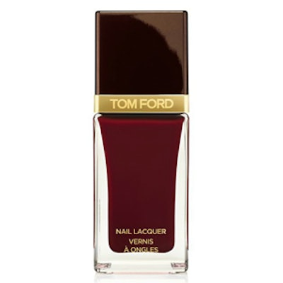 Nail Lacquer in Bordeaux Lust