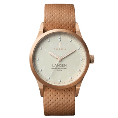 Ivory Lansen Watch