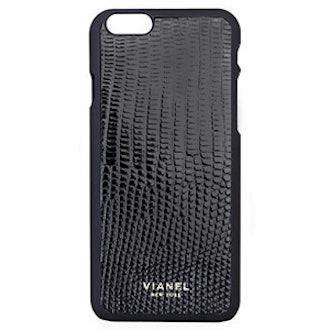 Black Lizard iPhone 6 Case