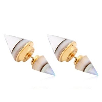 Double Titan Abalone Earrings