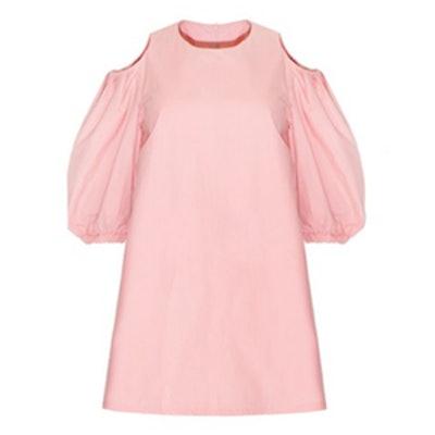 Blush Babydoll Dress