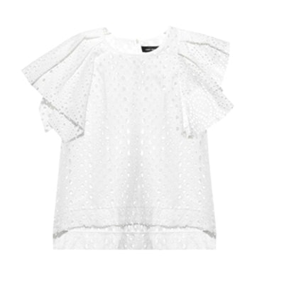 Vlady Embroidered Top