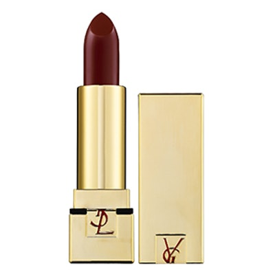 Rouge Pur Couture Mat Lipstick in Grenat Satisfaction