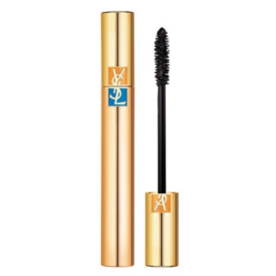 Volume Effet Faux Cils Waterproof Mascara in Charcoal Black
