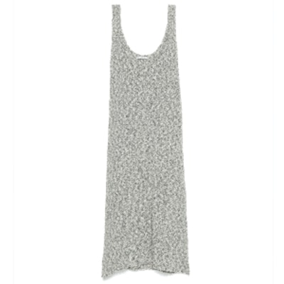 Fancy Knit Sleeveless Dress