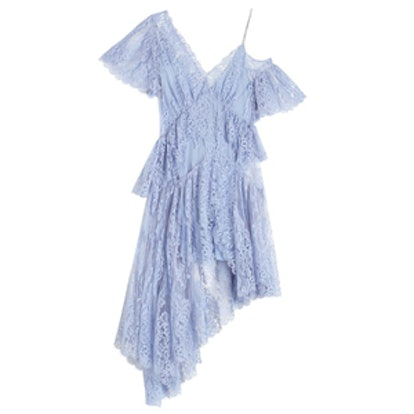 Seer Pentacle Lace Dress