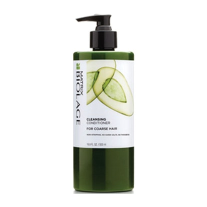 Cleansing Conditioner For Coarse Hair