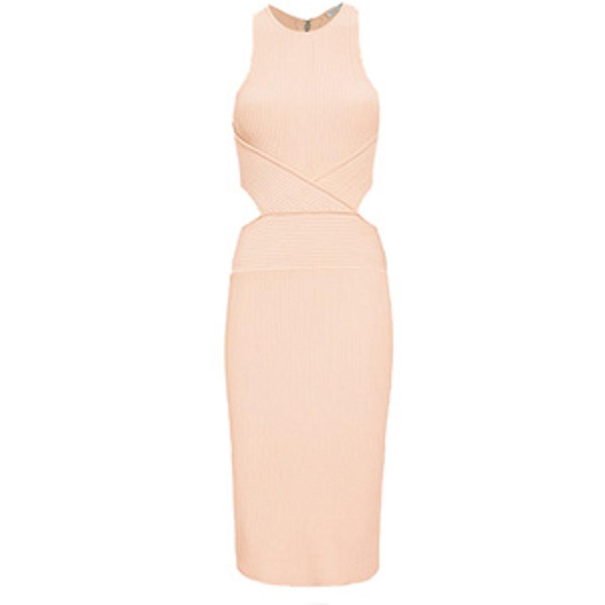 Cut Out Dress