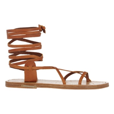 Amy Ankle Wrap Sandals