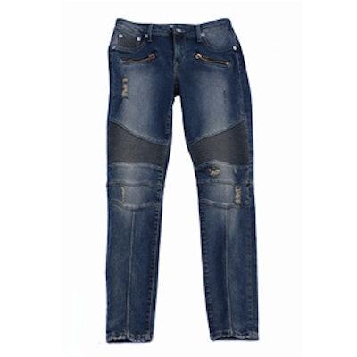 Aaron Moto Skinny Jean