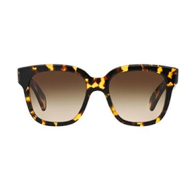 Dark Tortoise Brinley Glasses