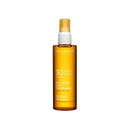 Sunscreen Care Oil Spray SPF 30 for Skin & Hair