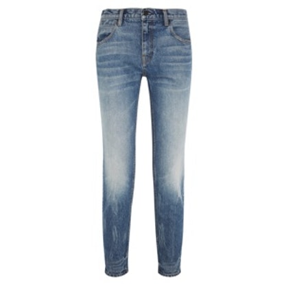 002 Straight Leg Jeans
